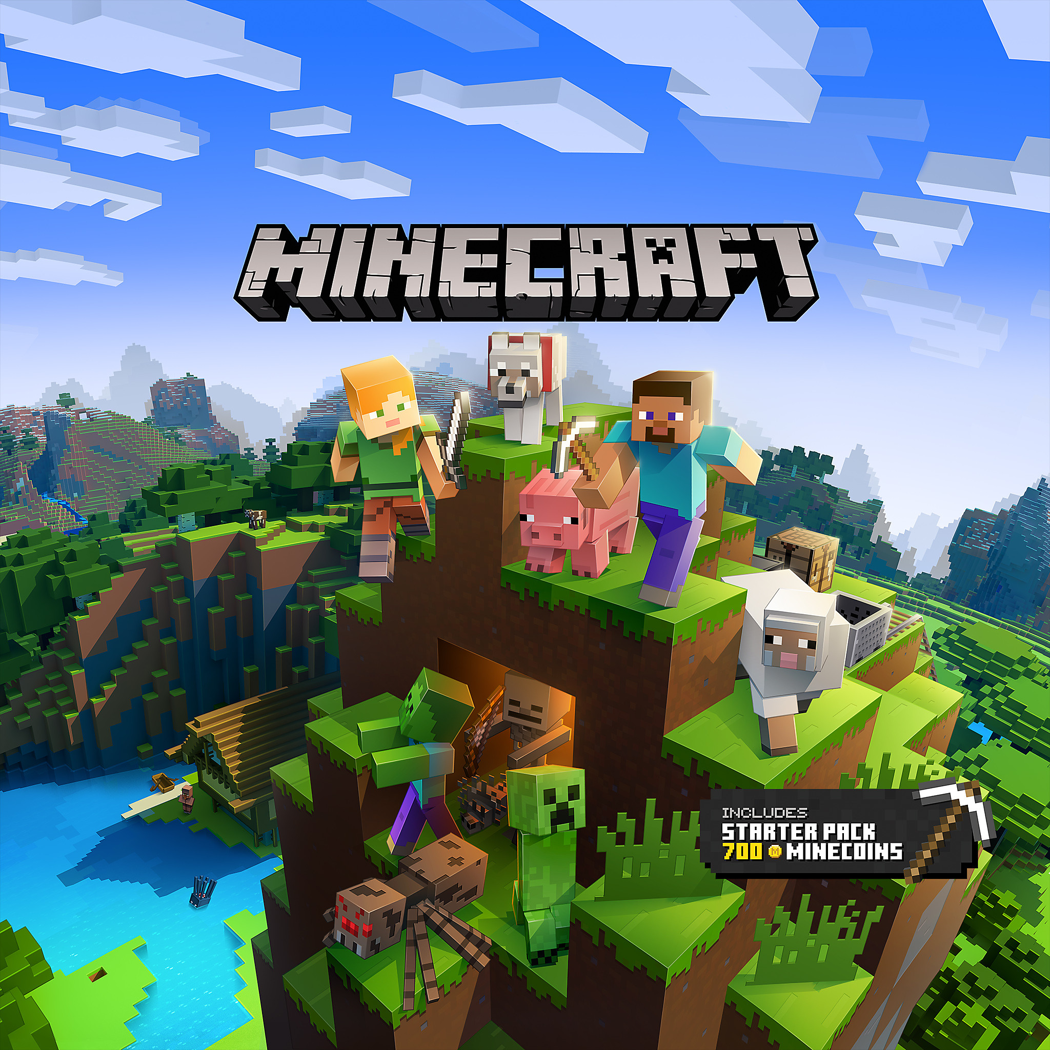 How Much Does Minecraft Cost On PC Or PS4?