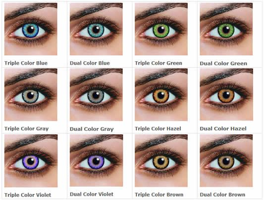 How Much Are Colored Contacts?