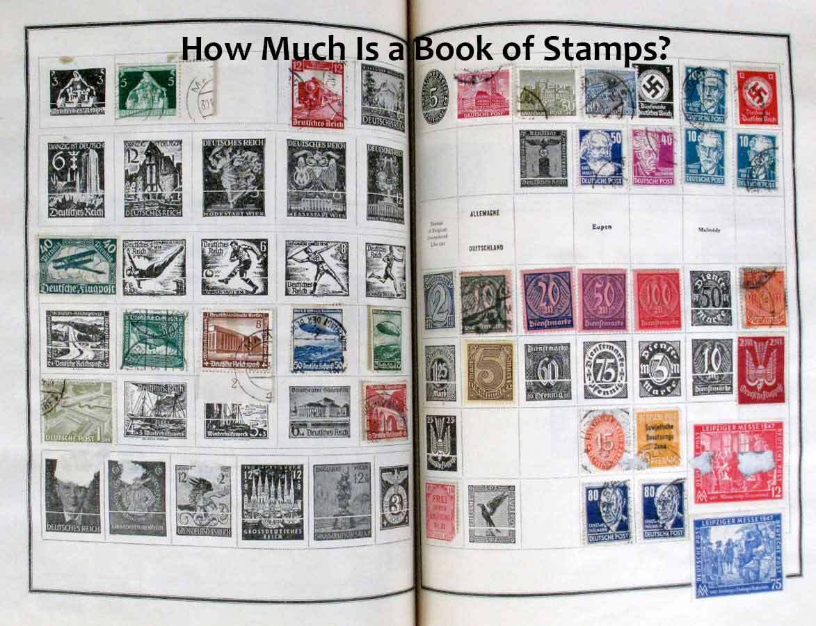 How Much Are Stamps Right Now?