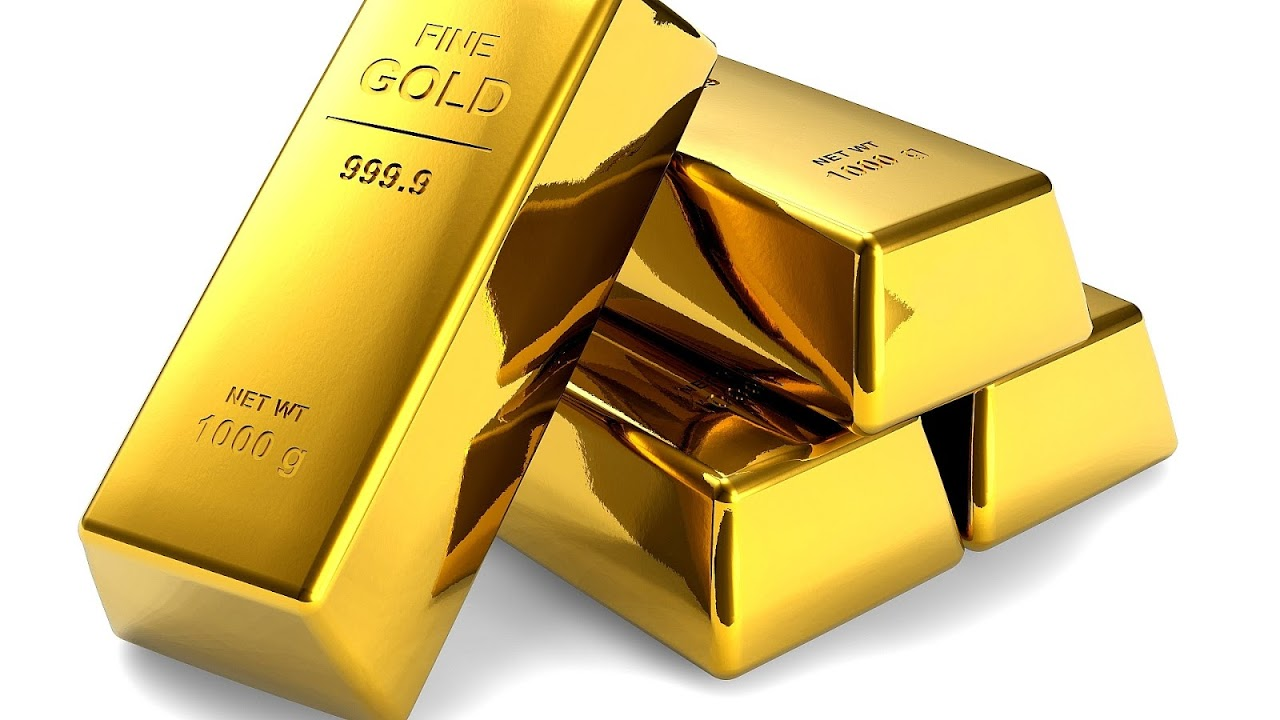 How Much Does A Bar Of Gold Weigh?
