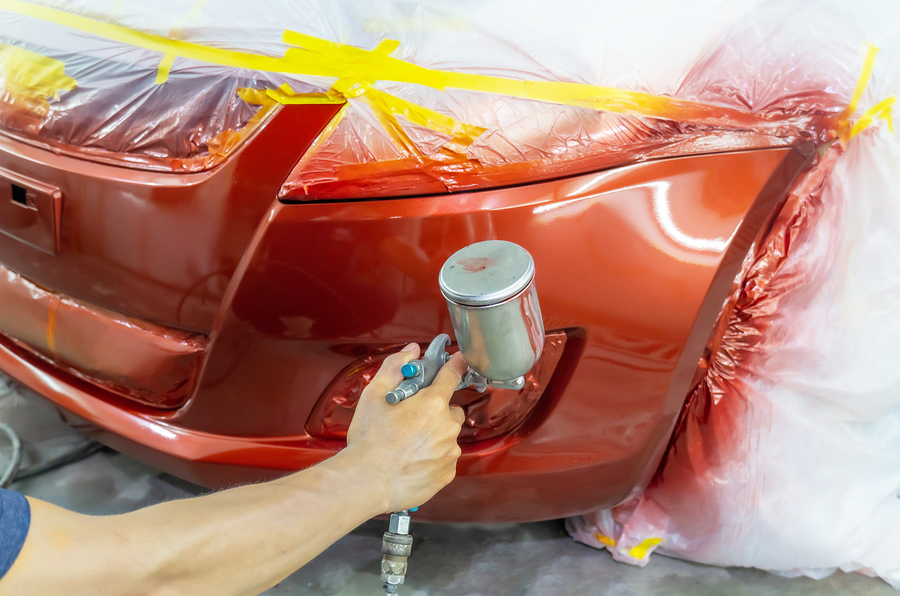 How Much To Paint A Car?