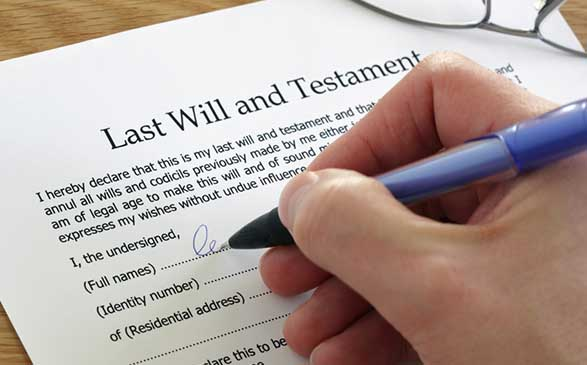 How Much Does it Cost to Make a Will?