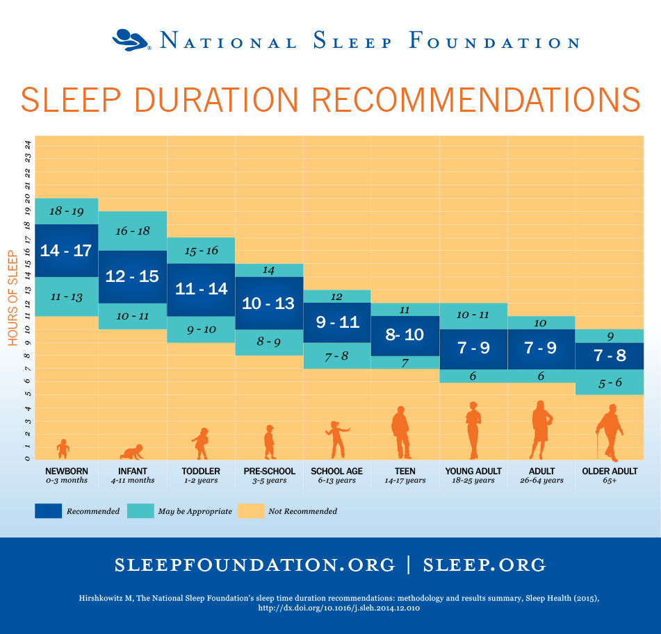 How Much Sleep Do You Need?