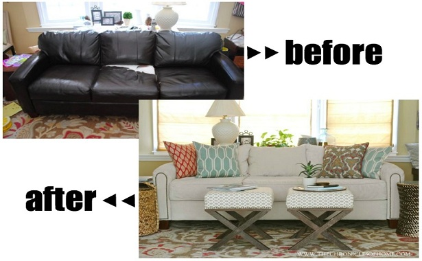 How Much Does it Cost to Reupholster a Couch?