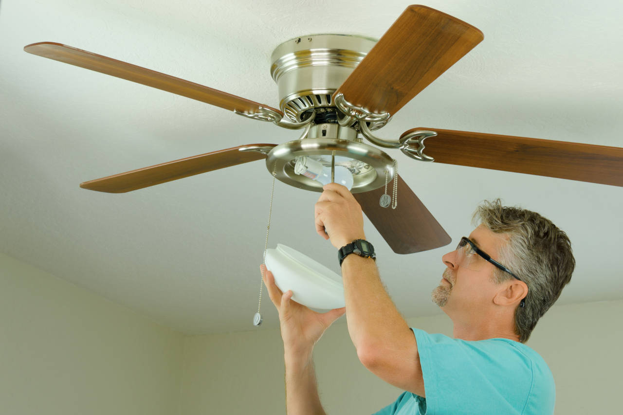 How Much Does A Ceiling Fan Cost?