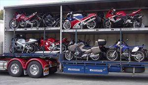 How much does it cost to ship a motorcycle?