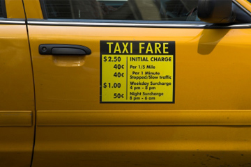 How Much Does a Taxi Cost?